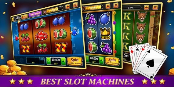 slot money game